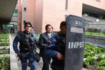 Corte Suprema aseguró que no enviará proceso de 'Kiko' Gómez a la JEP