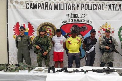 Descartan que 'Guacho' busque llegar a Ecuador