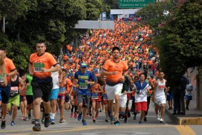 Bucaramanga tendrá cuarto de Maratón y Media Maratón el 28 de octubre