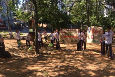 Crece la expectativa por el arreglo del parque La Pera