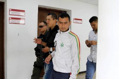 Envían a la cárcel a los cuatro señalados sicarios de alias 'Pichi'