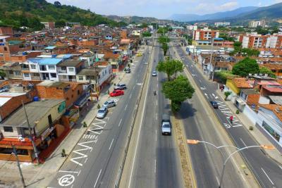 ¿Ha mejorado la movilidad en el barrio Rincón de Girón?