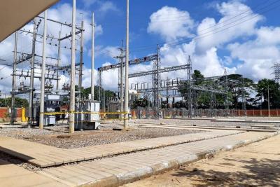 Inauguran tercera gran subestación eléctrica del Puerto