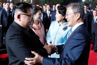 El camino hacia un acuerdo de paz en la península coreana se despeja.