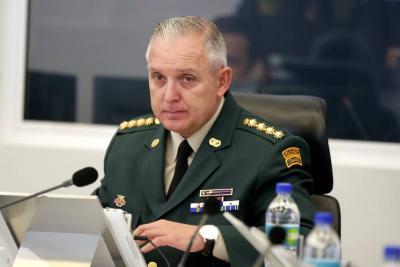 Se desconoce si alias 'Guacho' está muerto: general Alberto Mejía