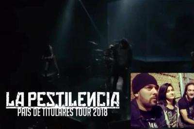 Por octava vez llegará a Bucaramanga la banda La Pestilencia