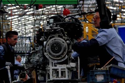 Industria creció 3%, entre enero y julio