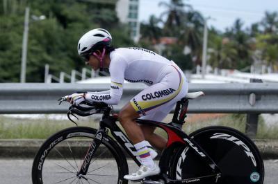 Partió la primera delegación de Colombia al Mundial de Ruta