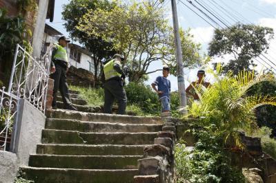 Pensionado de la Policía fue capturado por homicidio en Girón