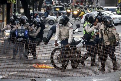 El dramático informe que Amnistía Internacional presentó de la situación en Venezuela