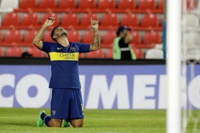 Cardona es duda para enfrentar a River en el Superclásico