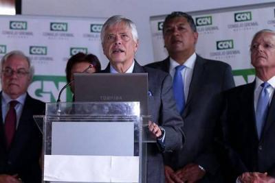 Gremios respaldan a Carrasquilla y solicitan que permanezca en el cargo