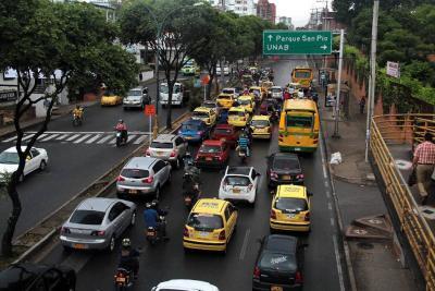 Carrera 33 y calle 36 tendrán restricción de carros y motos el próximo viernes