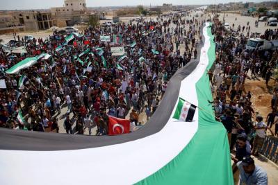 Oposición siria insiste en sus demandas tras acuerdo turco-ruso
