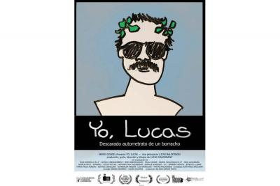 'Yo, Lucas, el arte de ser sibarita y no morir en varios intentos