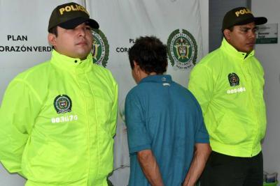 Abusó de una menor y fue capturado esta semana en Barrancabermeja
