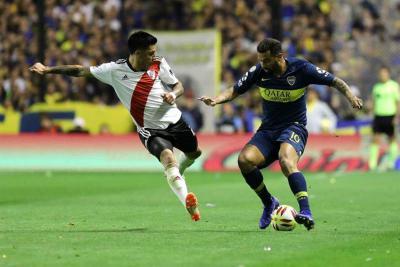 River volvió a derrotar a Boca en un superclásico intenso