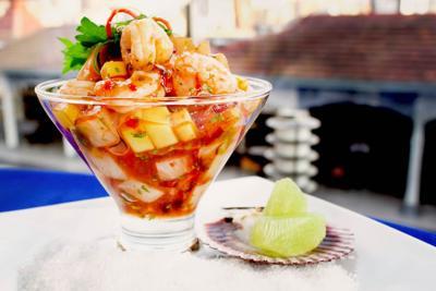 Variedad gastronómica en un mismo barrio de Bucaramanga