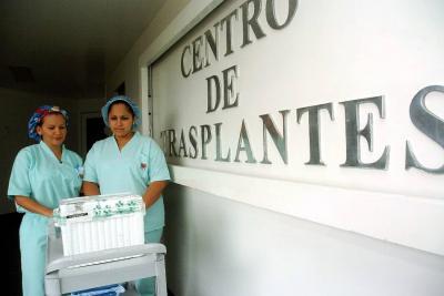 Lleva seis meses en Bucaramanga esperando un trasplante de mandíbula