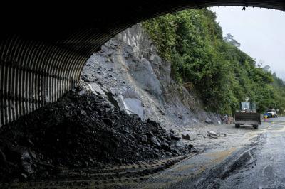 Nuevamente cerrada la vía Bogotá – Villavicencio