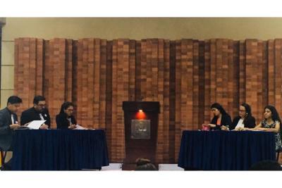 UNAB 'compitió' en Torneo Hispanoamericano de Debate
