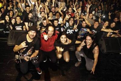 Así fue el concierto de La Pestilencia en Bucaramanga