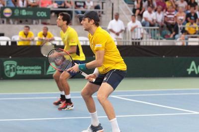 Colombia ya tiene rival para jugar Grupo Mundial de Copa Davis 2019