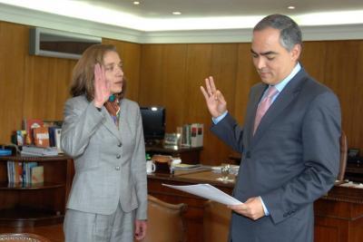 Falleció Clara Cecilia Mosquera, directora de Justicia Penal Militar