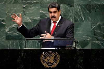 """Maduro dice que """"EE.UU. busca excusas para invadir su país como pasó con Irak"""""""