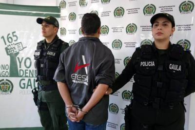 A la cárcel, hombre que exigía dinero por devolver vehículos y elementos robados en Bucaramanga