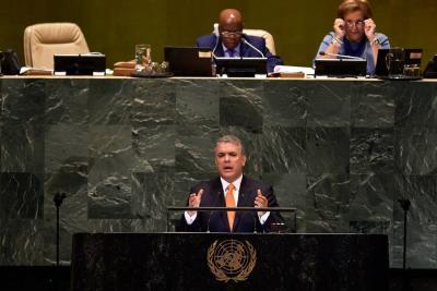 Apoyo económico para la implementación de la paz