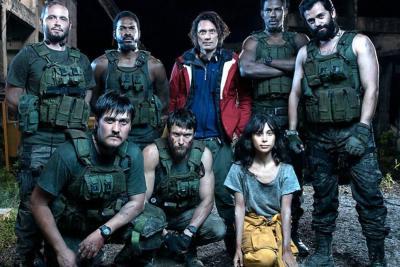 El elenco de 'Mil Colmillos', la nueva serie de HBO