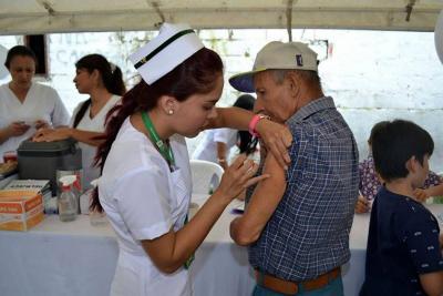 La comunidad campesina recibirá jornada de salud