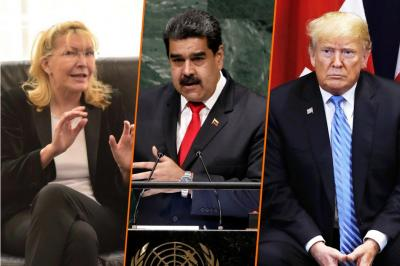 Exfiscal Ortega dice que Trump tiene gran oportunidad de poner preso a Maduro