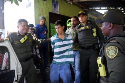 Un intento de hurto terminó en gresca ayer en Barrancabermeja