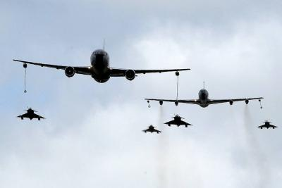 Fuerza Aérea Colombiana se encuentra en acuartelamiento de primer grado