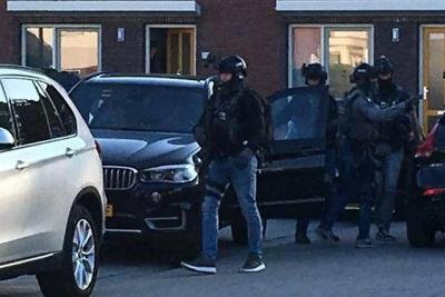 """Detenidas siete personas por planear un """"gran ataque terrorista"""" en Holanda"""