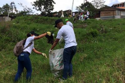 Día mundial de la limpieza, del que hizo parte Bucaramanga, ganó premio de la Unesco