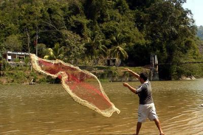 Agricultor murió ahogado cuando disfrutaba de una jornada de pesca en Santander
