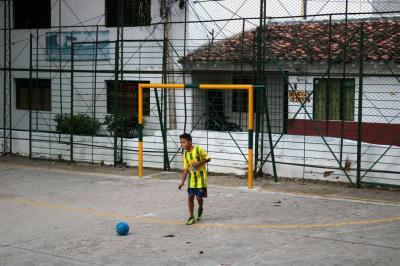 Deportistas se sienten excluidos en La Campiña
