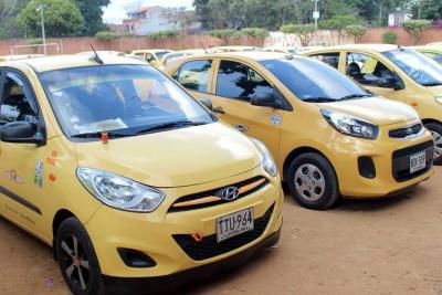 En pausa proceso para el botón del pánico para taxistas de Bucaramanga