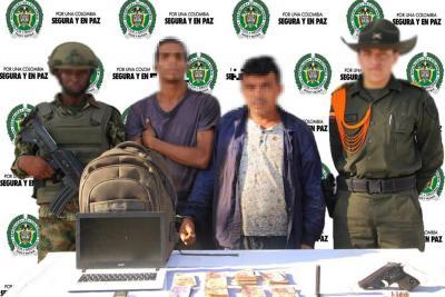 Entraron a robar a una finca y los 'pescaron' con $8 millones en Barrancabermeja