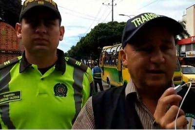 Video: Director de Tránsito entregó balance de la jornada