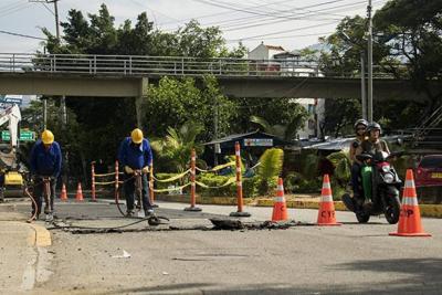 Aún no hay respuesta a proyecto para malla vial de Bucaramanga