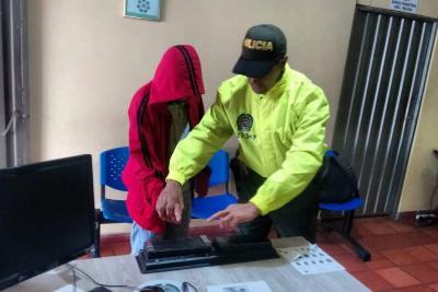 Capturan uno de los 20 delincuentes más buscados en Santander
