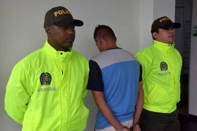 Capturan a venezolano por trata de personas en Santander