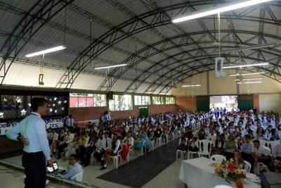 Dos mil personas harán parte de la fiesta ENSP