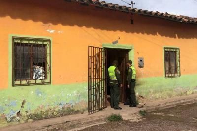 Alcaldía aplicó extinción de dominio a casa de La Feria