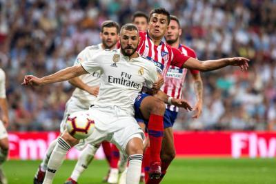 Barça y Madrid no despegan y el Atlético sobrevive al derbi