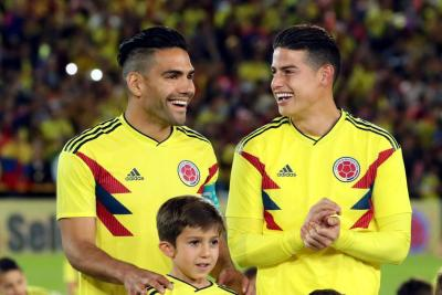 James Rodríguez regresa a la 'tricolor'